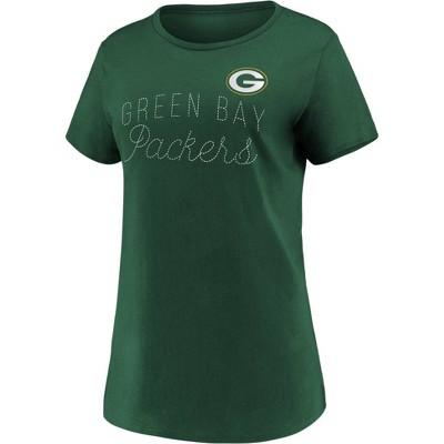 NFL Green Bay Packers Women's Short Sleeve T-Shirt