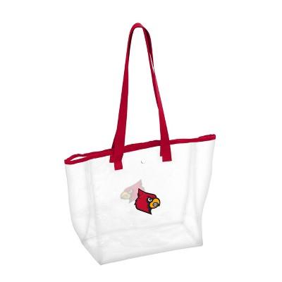 NCAA Louisville Cardinals Stadium Clear Bag