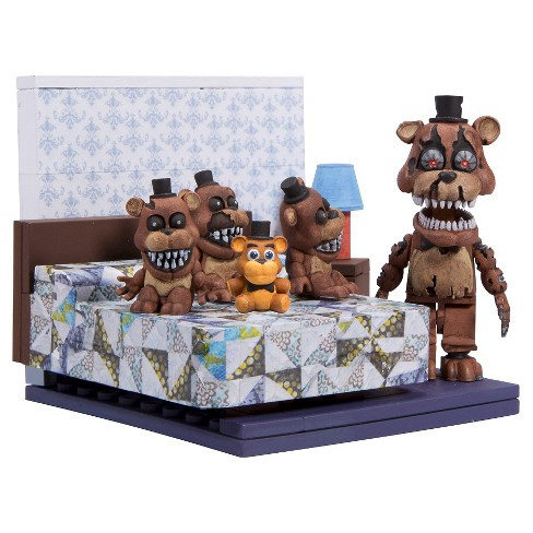 Five Nights at Freddy's- Bed Diorama - image 1 of 2