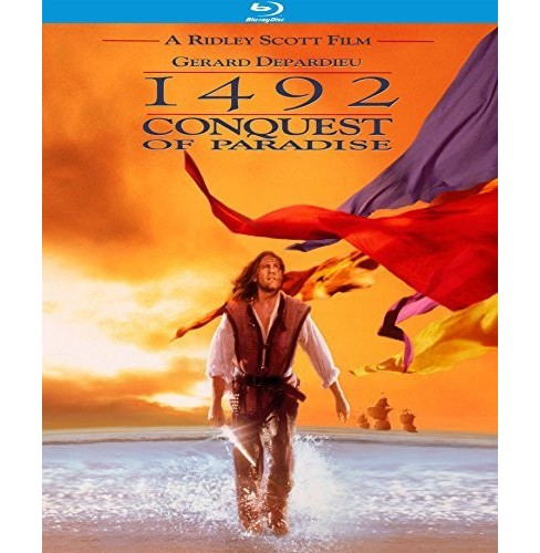 1492:Conquest Of Paradise (Blu-ray) - image 1 of 1