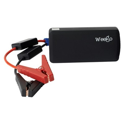 Weego - Jump Starter Battery+, Heavy Duty