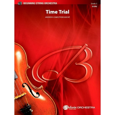 Alfred Time Trial String Orchestra Grade 2 Set