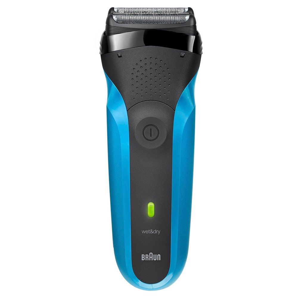 Image of Braun Series 3 Men's Rechargeable Wet & Dry Electric Shaver - 310S