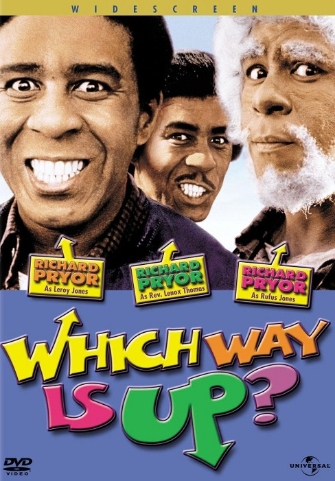 Which Way Is Up (DVD) - image 1 of 1