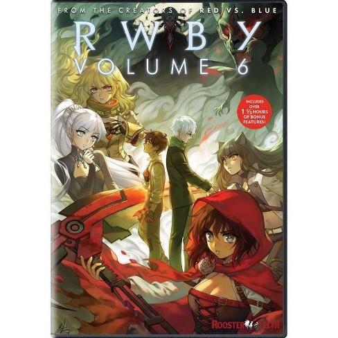 Rwby: Volume 6 (DVD) - image 1 of 1