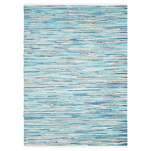 Riverbank Woven And Flatweave Rug - Safavieh - image 1 of 3