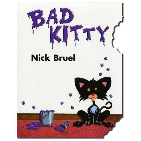 Bad Kitty - 2 Edition by  Nick Bruel (Hardcover) - image 1 of 1