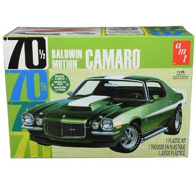 Skill 2 Model Kit 1970 1/2 Baldwin Motion Chevrolet Camaro 1/25 Scale Model by AMT