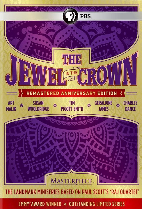 Masterpiece:Jewel in the crown (DVD) - image 1 of 1