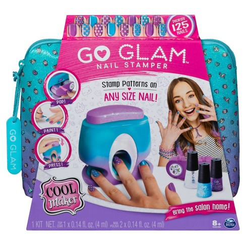 Cool Maker Go Glam Nail Stamper Kit - image 1 of 4