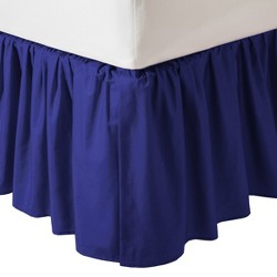 TL Care Cotton Percale Crib Skirt
