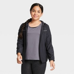 Girls' Rain Jacket - All in Motion™