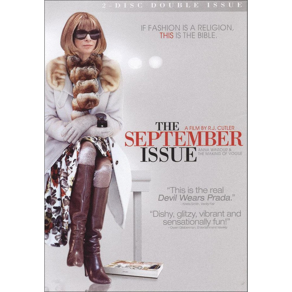 The September Issue (Special Edition) (2 Discs) (dvd_video)