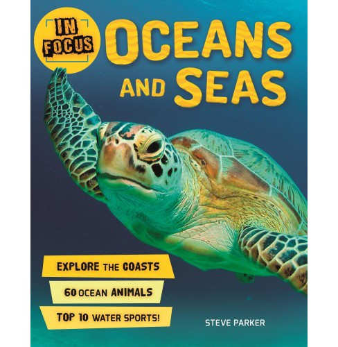 Oceans and Seas (Paperback) (Steve Parker) - image 1 of 1