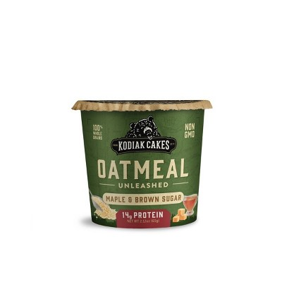 Kodiak Cakes Oatmeal Cups