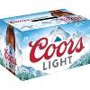 Coors Light Beer - 24pk/12 fl oz Bottles - image 3 of 4