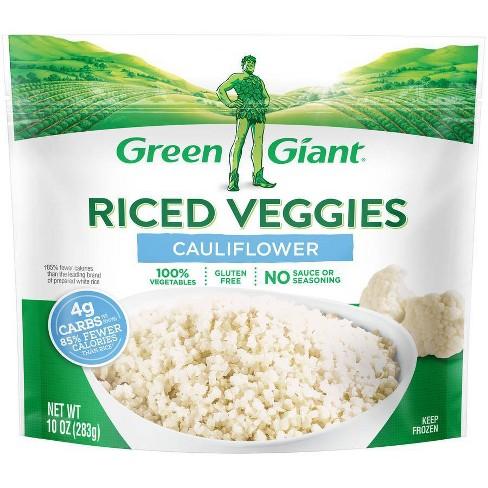 Green Giant Riced Veggies Frozen Cauliflower - 10oz - image 1 of 4