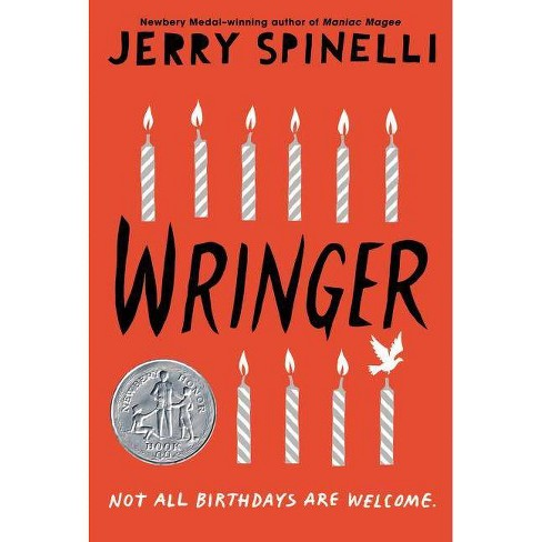 Wringer - by  Jerry Spinelli (Paperback) - image 1 of 1