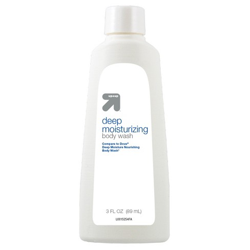 Deep Moisturizing Body Wash - Trial Size- 3oz - Up&Up™ - image 1 of 1
