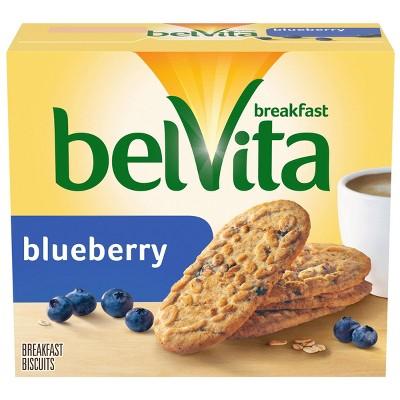 Breakfast & Cereal Bars: belVita Crunchy