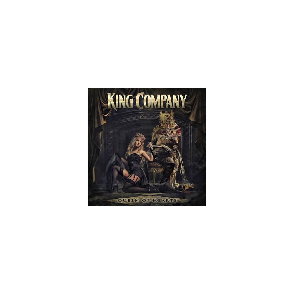 King Company - Queen Of Hearts (CD)