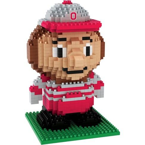 NCAA Ohio State Buckeyes 3D BRXLZ Mascot Puzzle 1000pc - image 1 of 1