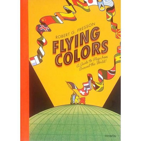 Flying Colors - by  Robin Jacobs (Hardcover) - image 1 of 1