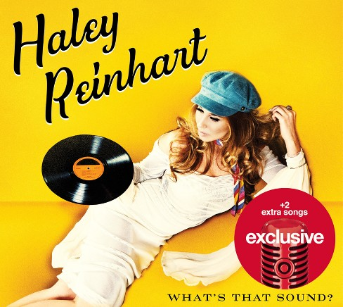 Haley Reinhart - What's That Sound? (Target Exclusive) - image 1 of 1