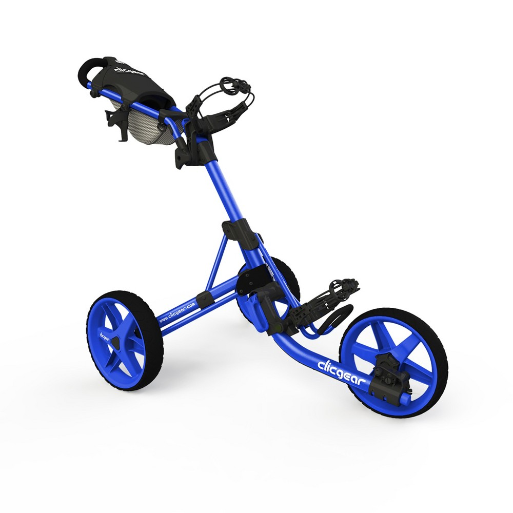 Clicgear 3.5 Cart - Blue, Golf Carts