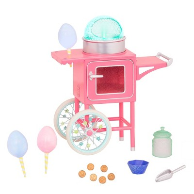 Glitter Girls Cotton Candy Machine