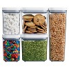 OXO POP 5pc Airtight Food Storage Container Set - image 3 of 4