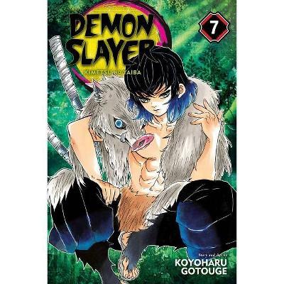 Demon Slayer: Kimetsu No Yaiba, Vol. 7, Volume 7 - by  Koyoharu Gotouge (Paperback)