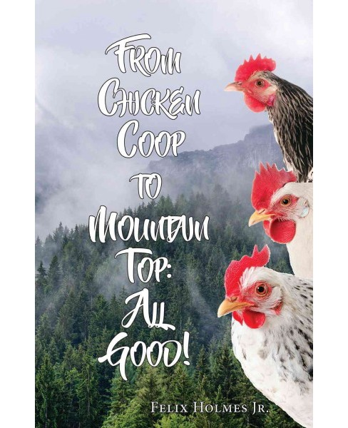 From Chicken Coop to Mountain Top : All Good! (Paperback) (Jr. Felix Holmes) - image 1 of 1
