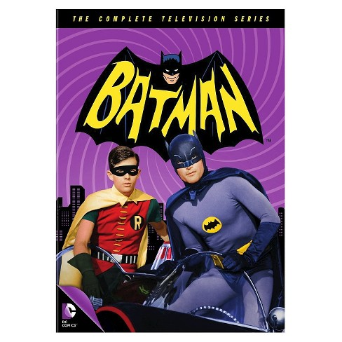 Batman: The Complete Television Series (dvd_video) - image 1 of 1