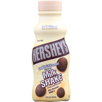 Hershey's Cookies 'n' Creme Milk Shake - 12 fl oz