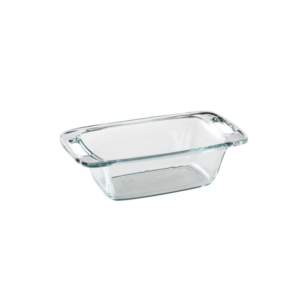 Image of Pyrex 1.5qt Easy Grab Loaf Dish