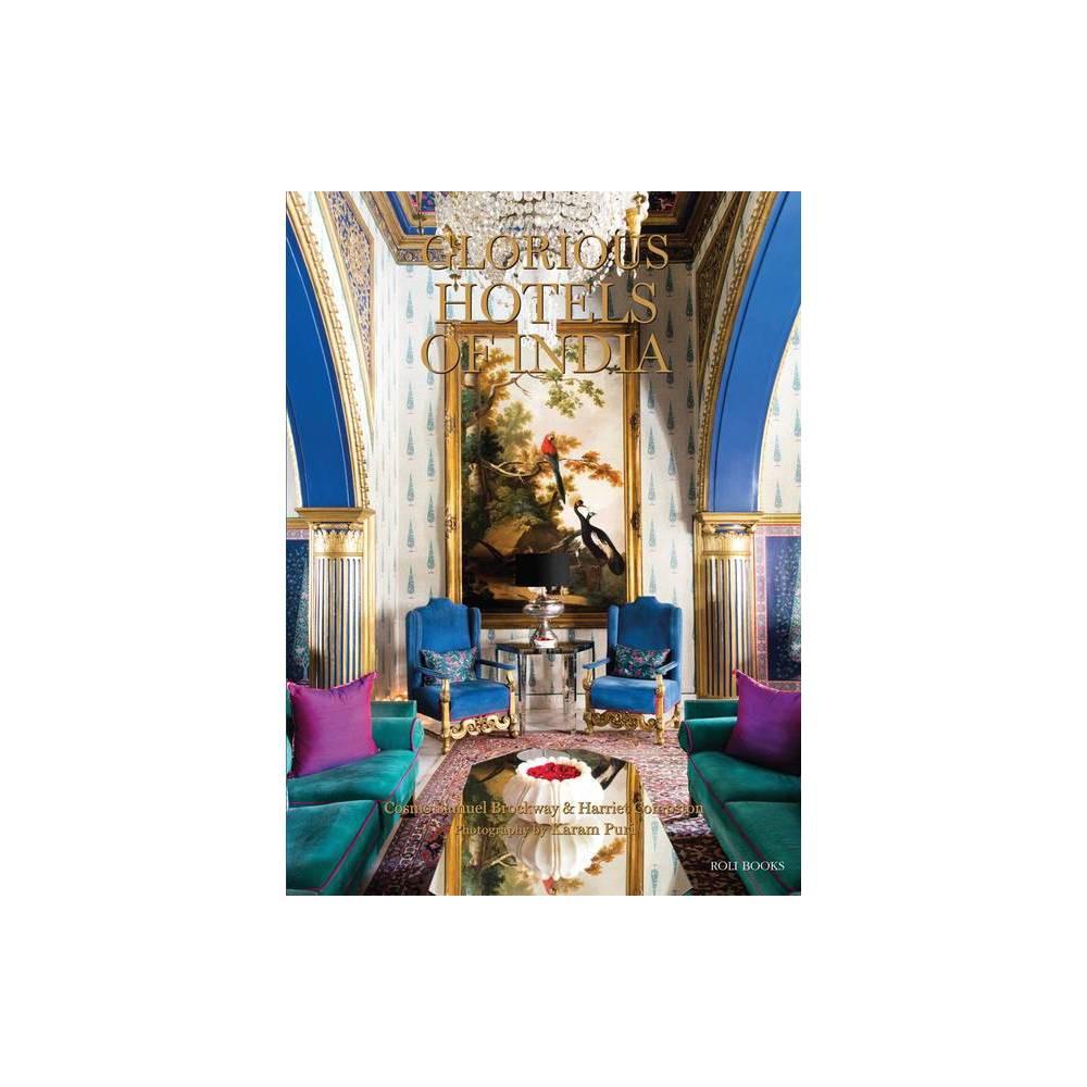 Glorious Hotels Of India By Cosmo Samuel Brockway Harriet Compston Hardcover