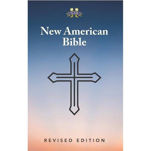 Nabre - New American Bible Revised Edition Paperback - image 1 of 1