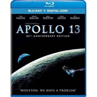 Apollo 13 (20th Anniversary Edition) (Blu-ray + Digital)