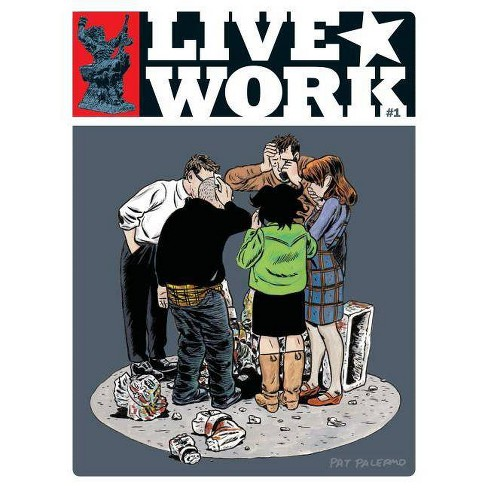 Live/Work #1 - by  Pat Palermo (Paperback) - image 1 of 1