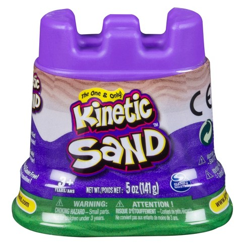 Kinetic Sand Single Container - 5oz - Green - image 1 of 2
