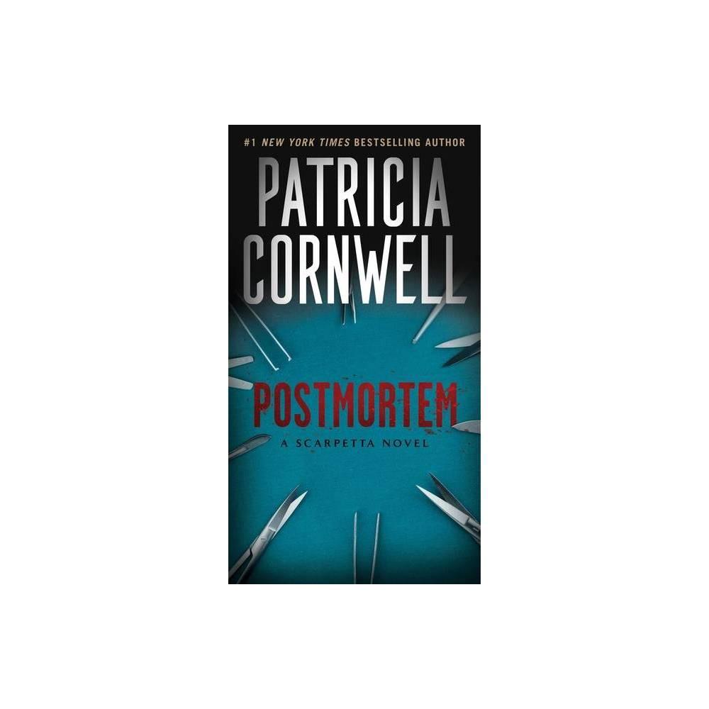 Post Mortem Kay Scarpetta Mysteries By Patricia Cornwell Paperback