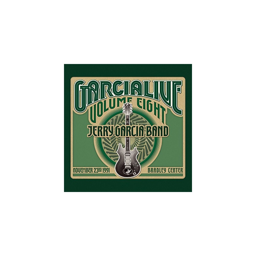 Jerry Band Garcia - Garcialive Volume Eight:November 23rd (CD)