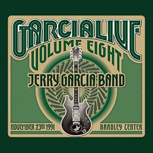 Jerry Band Garcia - Garcialive Volume Eight:November 23rd (CD) - image 1 of 1