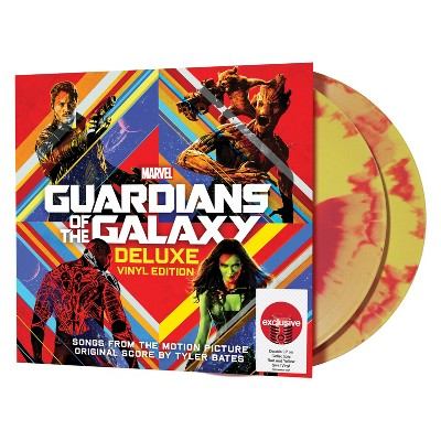 Various Artists – Guardians of the Galaxy (Vinyl)(Target Exclusive Red and Yellow Swirl)