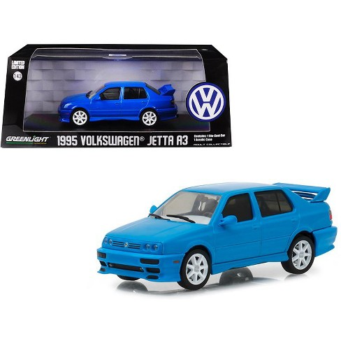 1995 Volkswagen Jetta A3 Blue 1 43 Diecast Model Ca Target