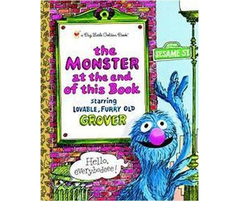 Monster at the End of This Book (Hardcover) (Jon Stone) - image 1 of 1