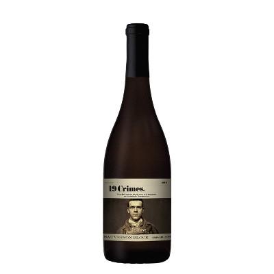 19 Crimes Sauvignon Block White Wine - 750ml Bottle