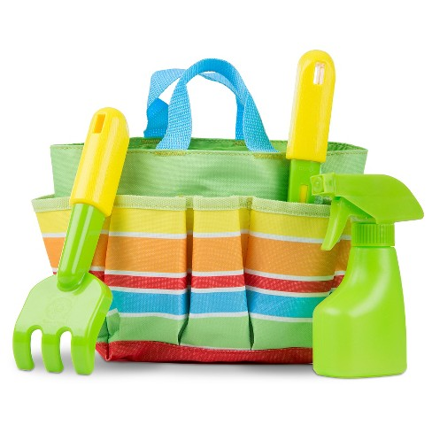 Melissa & Doug® Sunny Patch Giddy Buggy Toy Gardening Tote Set With Tools - image 1 of 3