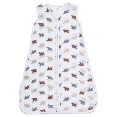 Aden + Anais Essentials Classic Wearable Blanket Bear Necessities